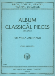 Album of Classical Pieces, Vol I