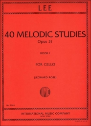 40 Melodic Studies Op.31 - Book I