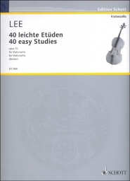 40 Easy Studies Op.70