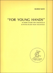 "54 Short Ètudes for Violoncello ""For Young Hands"""