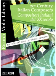 20th Century Italian Composers Volume 1
