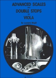 Advanced Scales and Double Stops for Viola