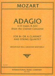 Adagio in D major, K. 622