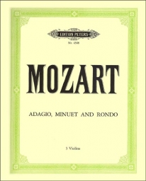 Adagio, Minuet and Rondo