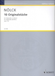 10 Original Pieces Op.116