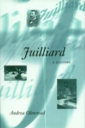 Juilliard A History - Hard Cover
