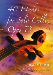 40 Etudes for Solo Cello, Opus 73