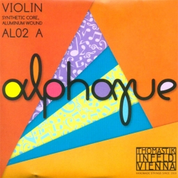 Alphayue Violin A String - medium - 1/2