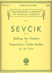 Shifting the Position and Preparatory Scale-Studies, Op.8