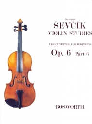Violin Method for Beginners, Op.6, Part 6