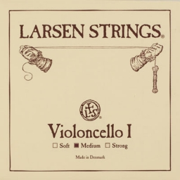 Larsen Cello A String - medium - 4/4