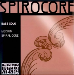 Spirocore Solo Tuning Bass String E - medium - 3/4