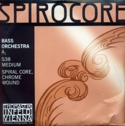 Spirocore Orchestra Bass String A - medium - 3/4