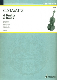 6 Duets for 2 Violas, Book I