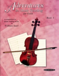 Adventures in Music Reading - Book 1