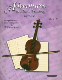 Adventures in Music Reading - Book 3