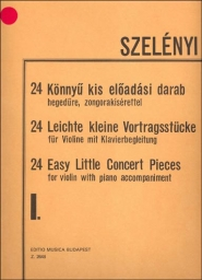 24 Easy Little Concert Pieces Vol. 1