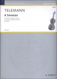 6 Sonatas for Violin and Piano