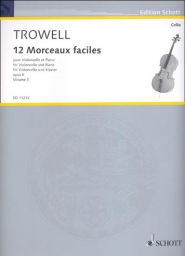 12 Morceaux Faciles (12 Easy Pieces) Op.4 - Book III