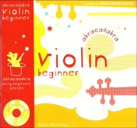 Abracadabra Violin Beginner, Book & CD