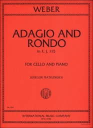 Adagio and Rondo in F J115