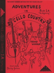 Adventures in Cello Country 1A - The Beginning