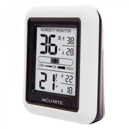 Acurite Digital Indoor Thermometer with Hygrometer
