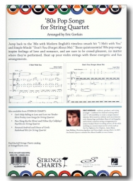 80s Pop Songs for String Quartet