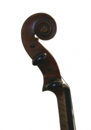 French Violin By COLLIN MEZIN FILS 1931