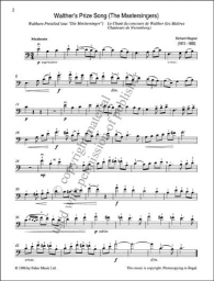 Bressay lullaby sheet music
