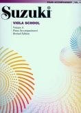 Suzuki Viola School - Volume A (1-2) - Piano Accompaniment - Boo