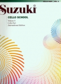 Suzuki Cello School - Volume 6 - Cello Part (Rev. Edition)