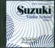 Suzuki Violin School - CD Volume 1 - Nadien