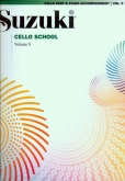 Suzuki Cello School - Volume 9 - Cello Part (Rev. Edition)