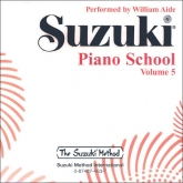 Suzuki Piano School - CD Volume 5 - Aide