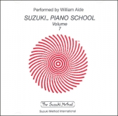 Suzuki Piano School - CD Volume 7 - Aide