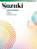 Suzuki Cello School - Volume 1 - Cello Part