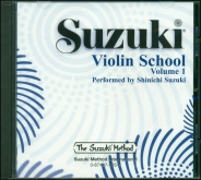 Suzuki Violin School - CD Volume 1