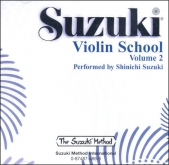 Suzuki Violin School - CD Volume 2