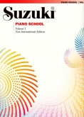 Suzuki Piano School - Volume 1 - Book