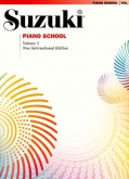 Suzuki Piano School - Volume 3 - Book