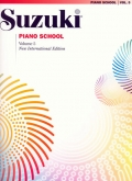 Suzuki Piano School - Volume 5 - Book