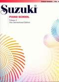 Suzuki Piano School - Volume 6 - Book