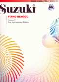 Suzuki Piano School - Volume 7 - Book and CD