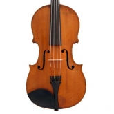 German Viola Labelled FICHTL c. 1780 15 1/8""