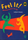 Feel it! Rhythm Games for All - Book and CD