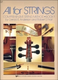 All for Strings -  Book I