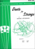 Duets for Strings - Book 1