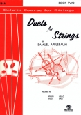 Applebaum - Duets For Strings, Book 2