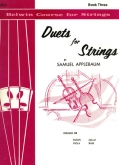 Applebaum - Duets For Strings, Book 3